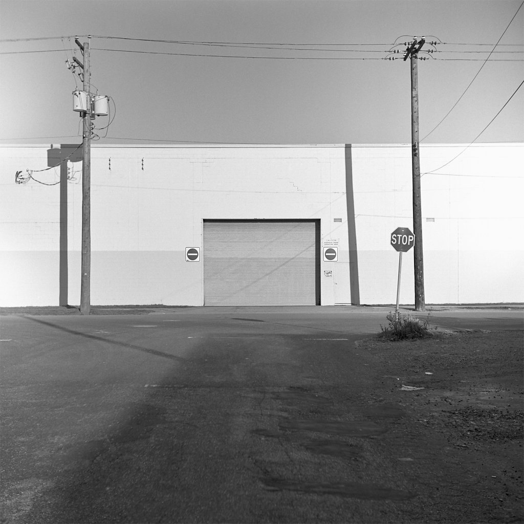 Hydro Poles Shadowing (after Muybridge) 2002/2010
